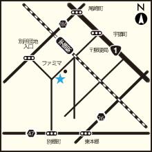 岡崎MAP
